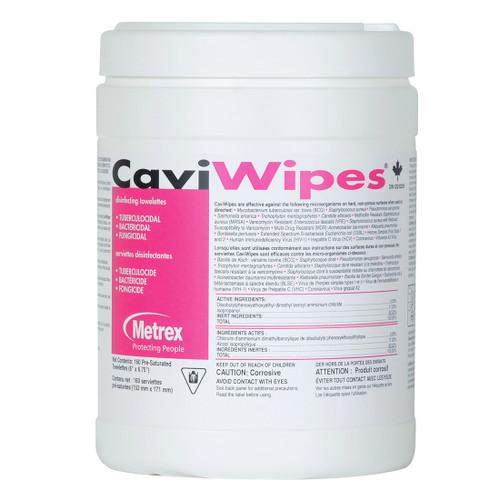 Caviwipes Hardsurface Anti-Microbial pk/160
