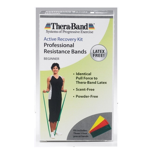 TheraBand Active Package