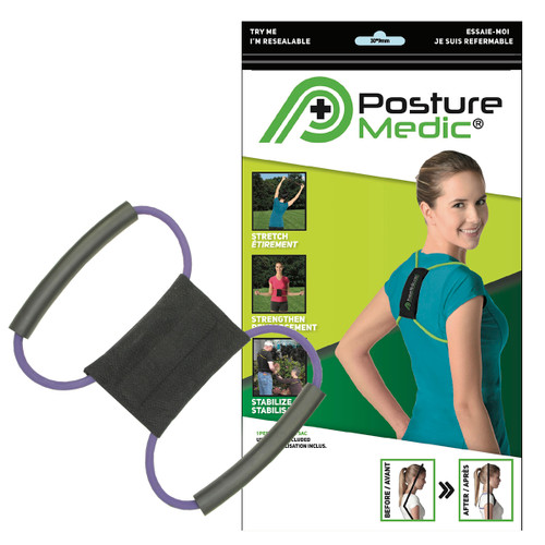 Posture Medic with retail bag