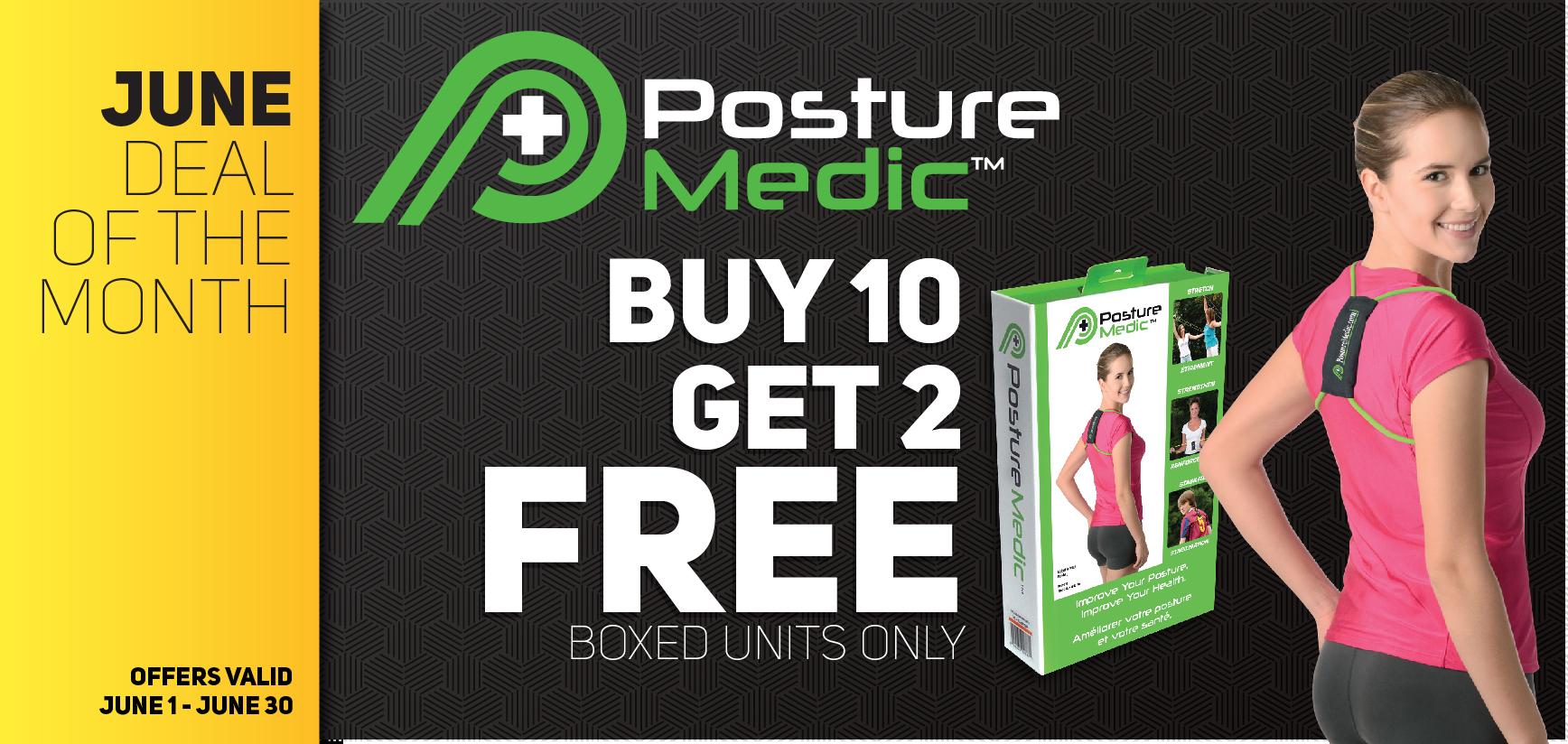 Posture Medic Offer