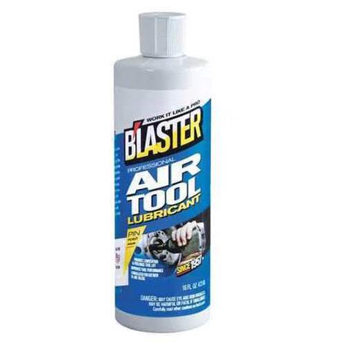 Air tool lubricant, 16oz bottle