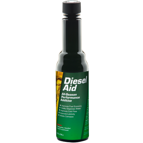 DIESEL AID, 8oz (TREATS 240 GALLONS)
