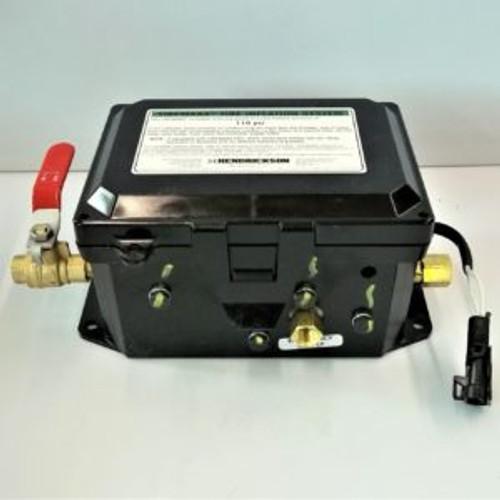 TIREMAAX control box, complete. 100 psi set pressure.