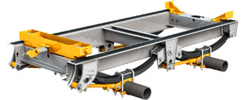 Slider box (subframe) Z-frame style