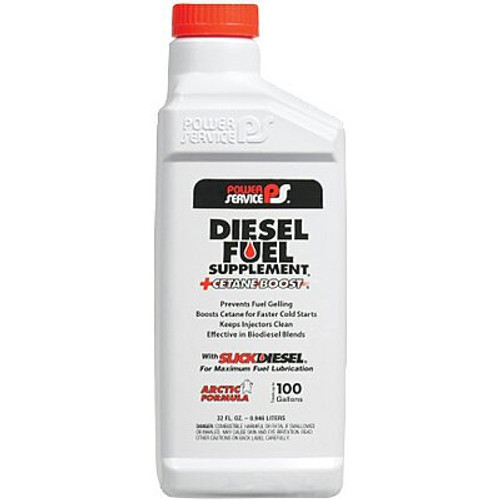 FUEL SUPPLEMENT DIESEL, 32 OUNCE
