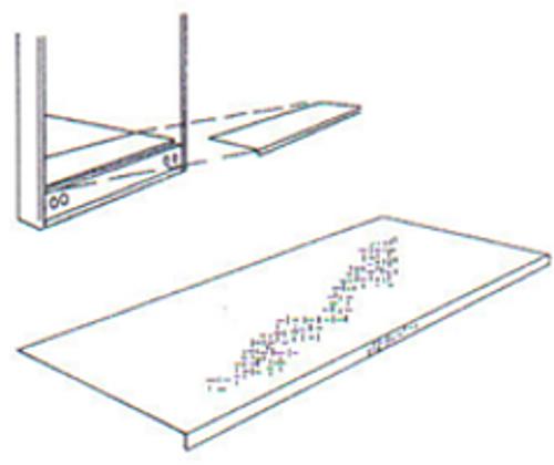 Steel Diamond plate, primer coated