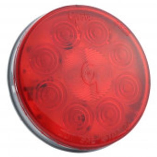 10 DIODE STT LED GRMET MNT RED