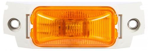AMBER MDL 15 LIGHT W/BRKT KIT