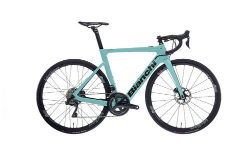 Bianchi Aria E-Road Ultegra Di2 Disk 11SP (2021)