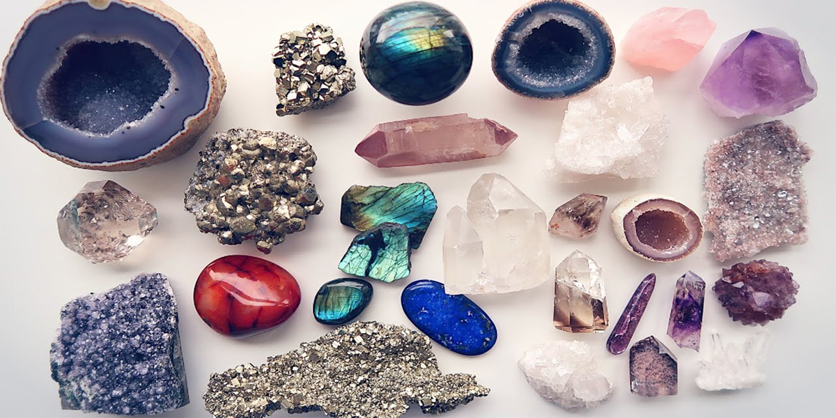 Dories Crystals And Things