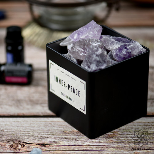 Relaxing Amethyst Pot Pourri