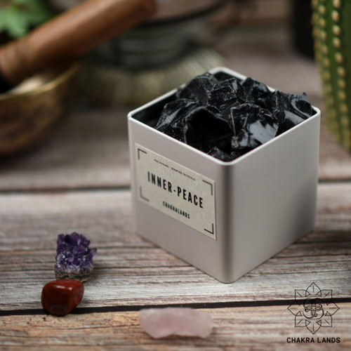 Protection Obsidian Pot Pourri