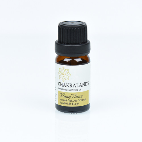 Chakralands Ylang Ylang Essential Oil