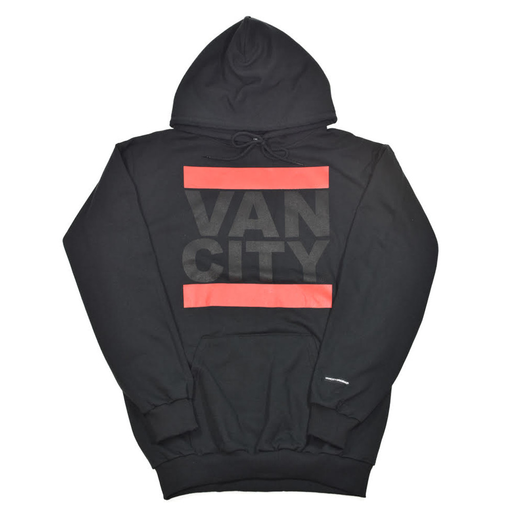 Got Bars UnDMC Hoodie - Black/Red