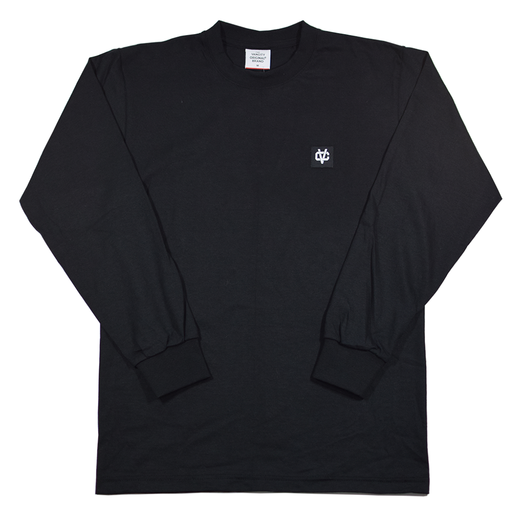 VC Link Long Sleeve Tee - Black