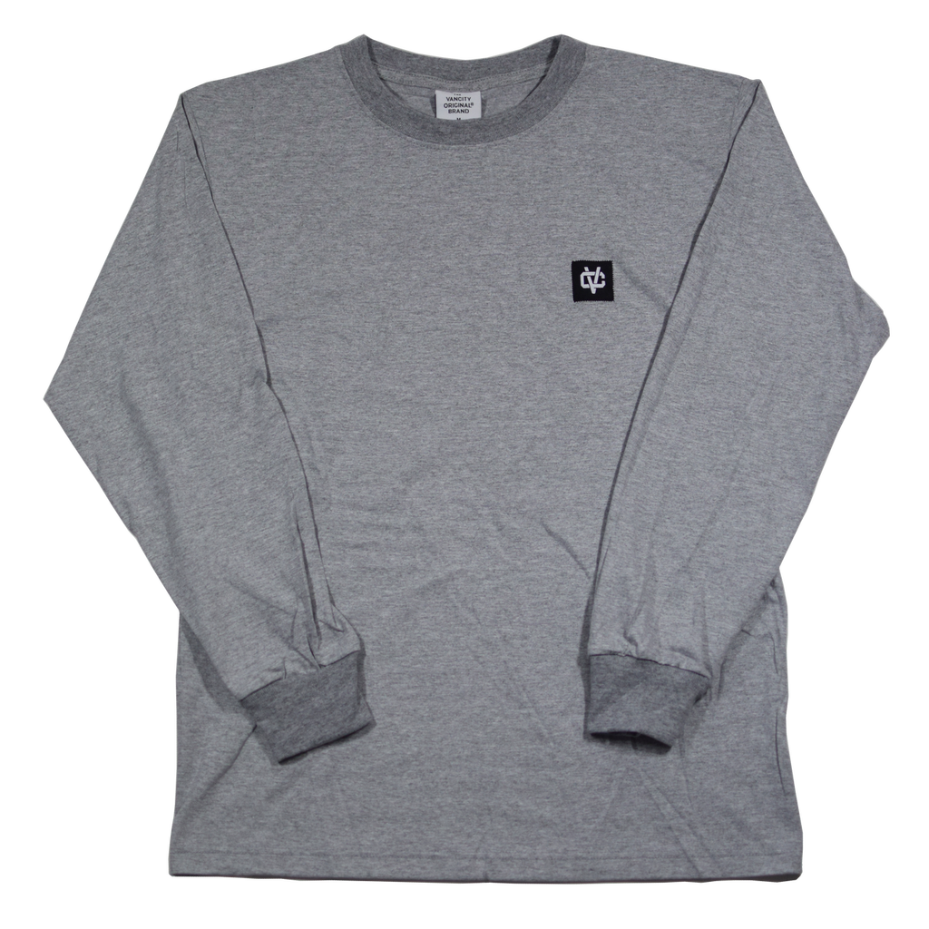 VC Link Long Sleeve Tee - Athletic Grey
