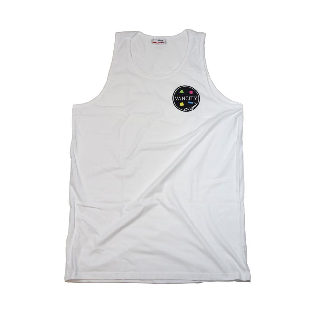 Vancity & Sons Tank Top - White