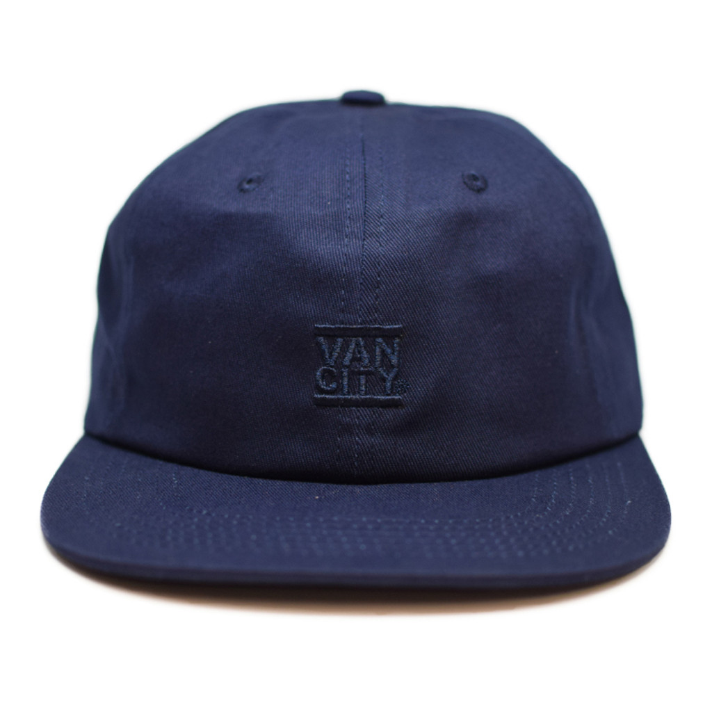 Tonal UnDMC Keefer Fit Cap - Navy