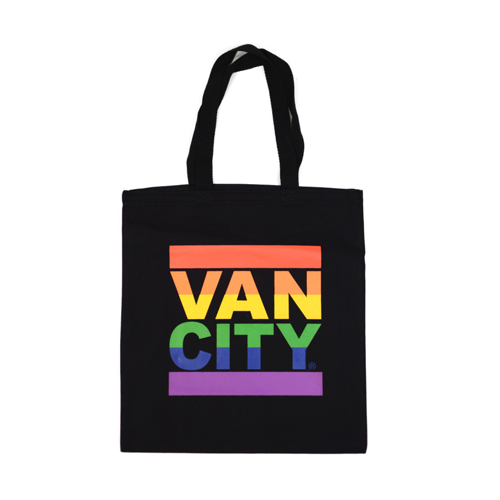 UnDMC Pride Tote Bag - Black
