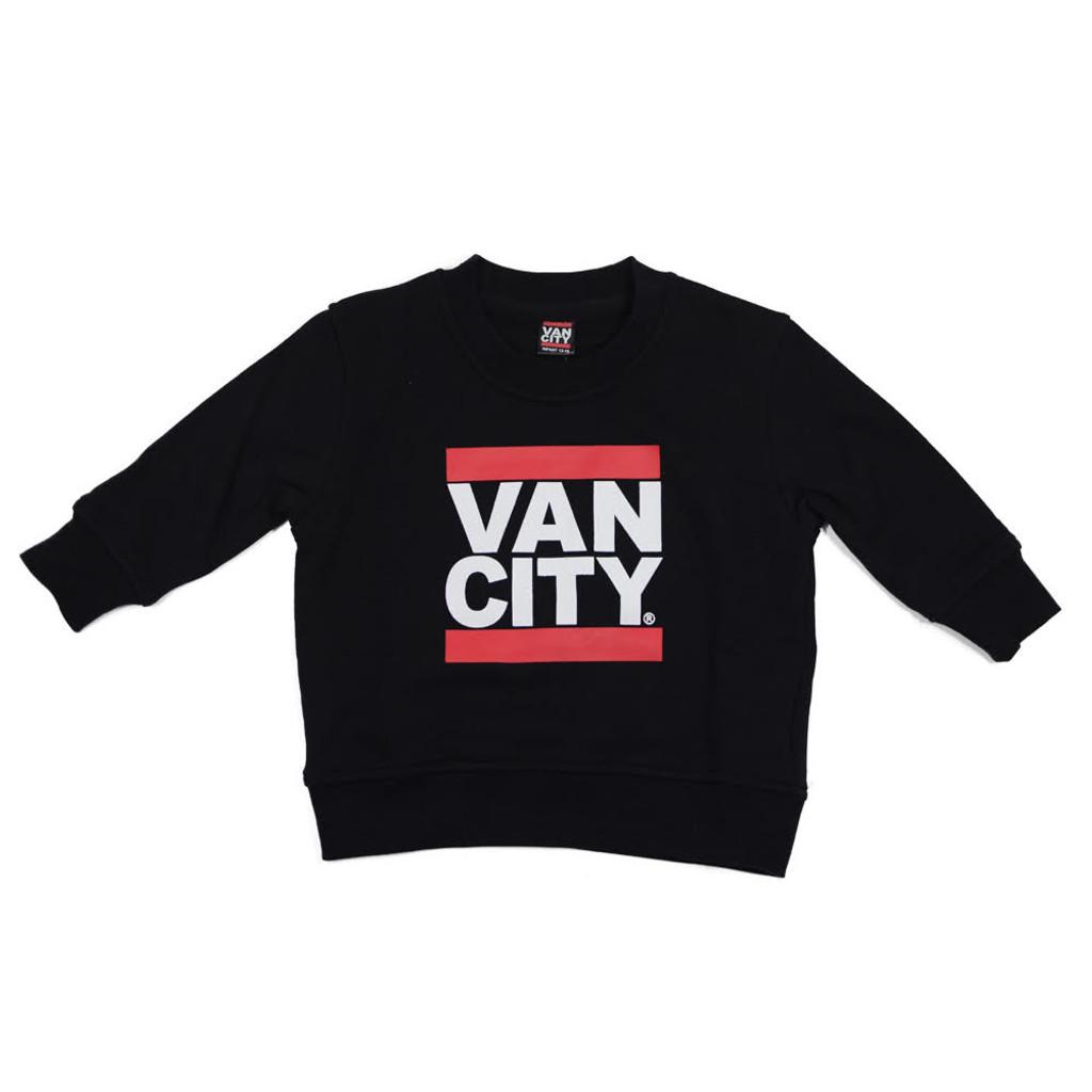 Classic UnDMC Baby Crew Sweatshirt - Black