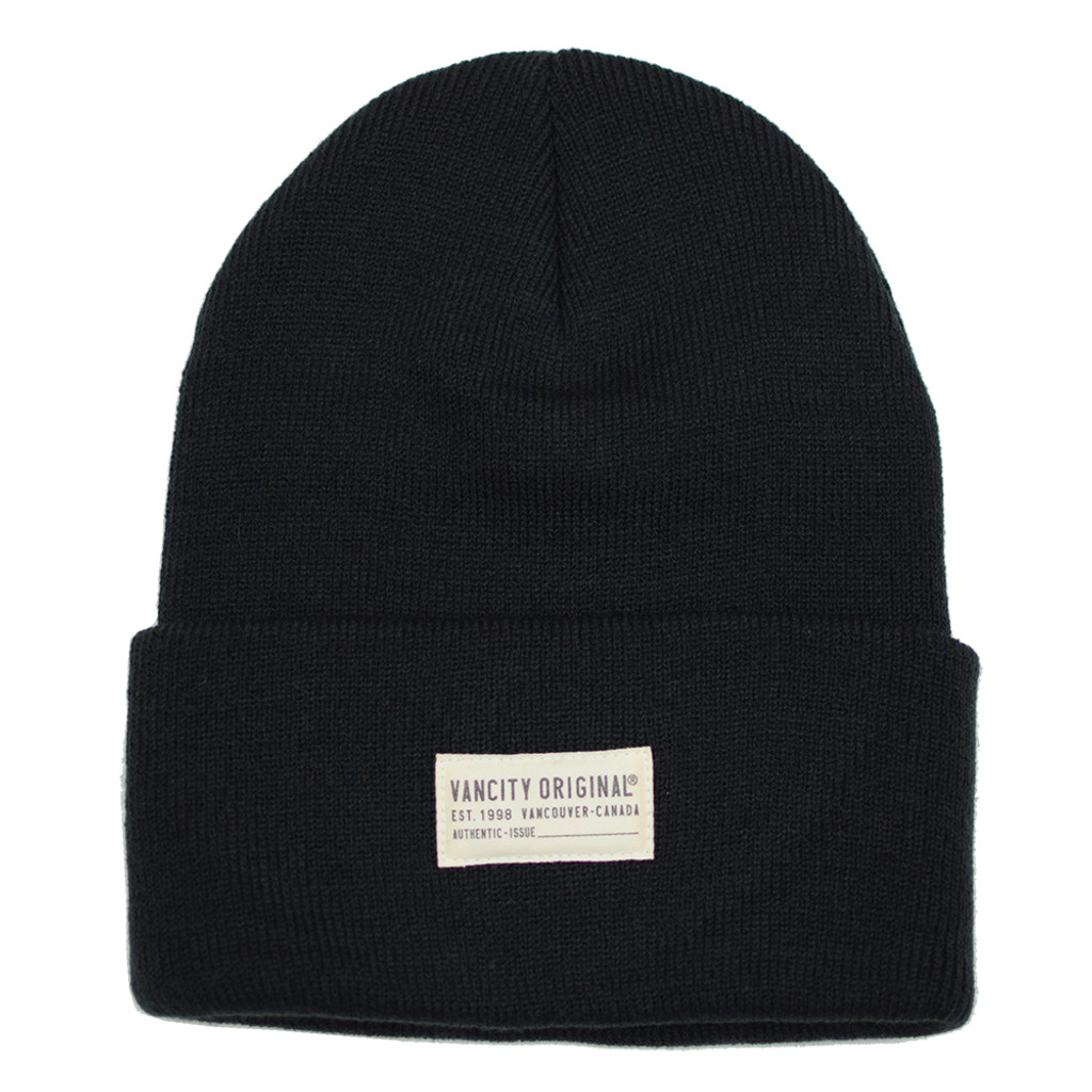 Authentic Issue Beanie - Black