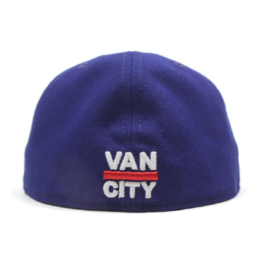 Vancity Original® x New Era Vintage VC 5950 Fitted - Dodger Blue