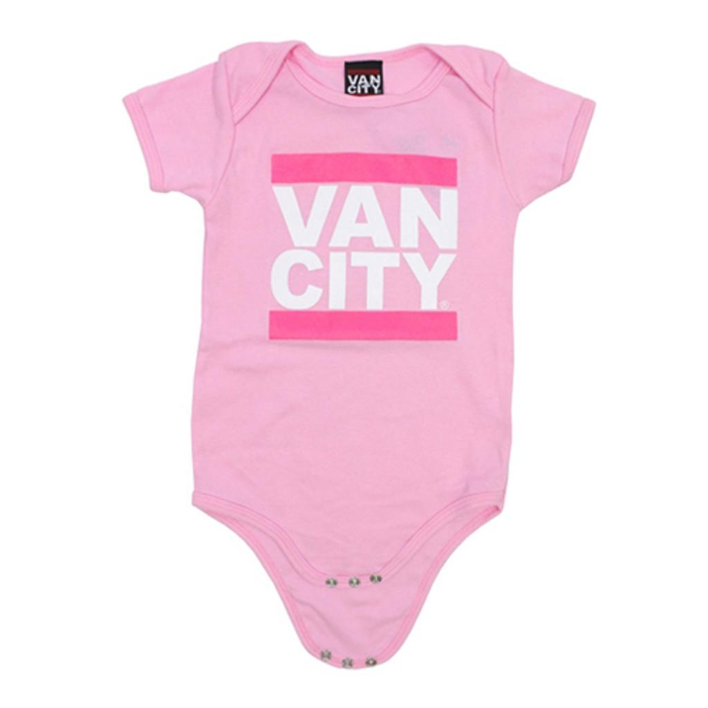 Baby Onesie - Pink