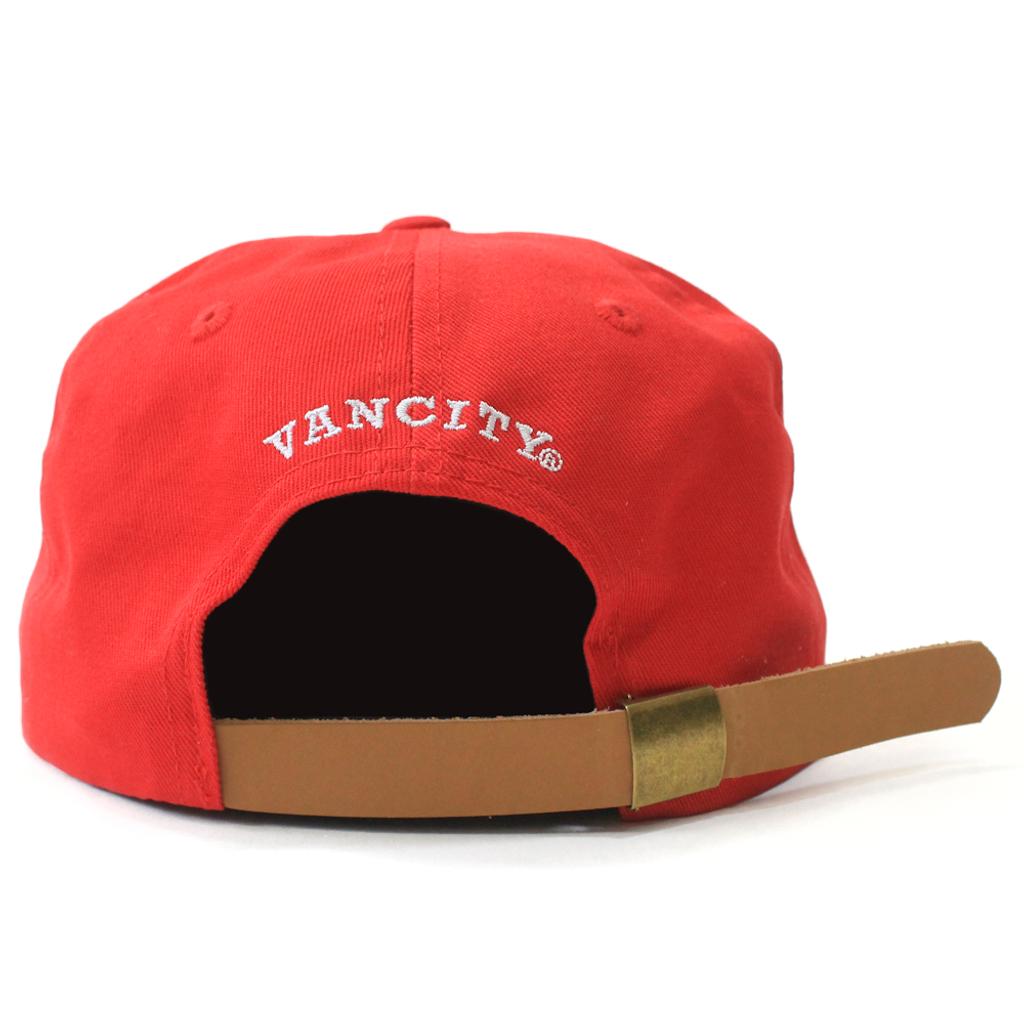 V Cap - Red
