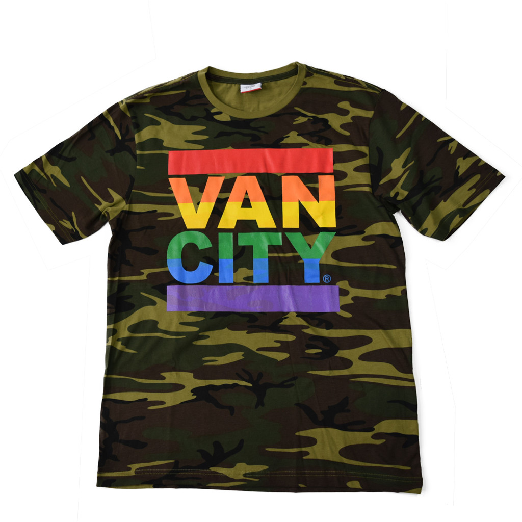 Vancity® Pride Tee - Camo