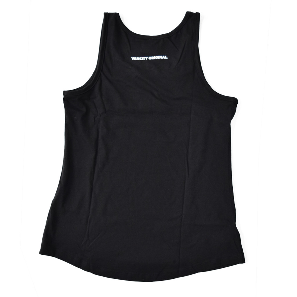 Women's Vancity® Pride Tank Top - Black