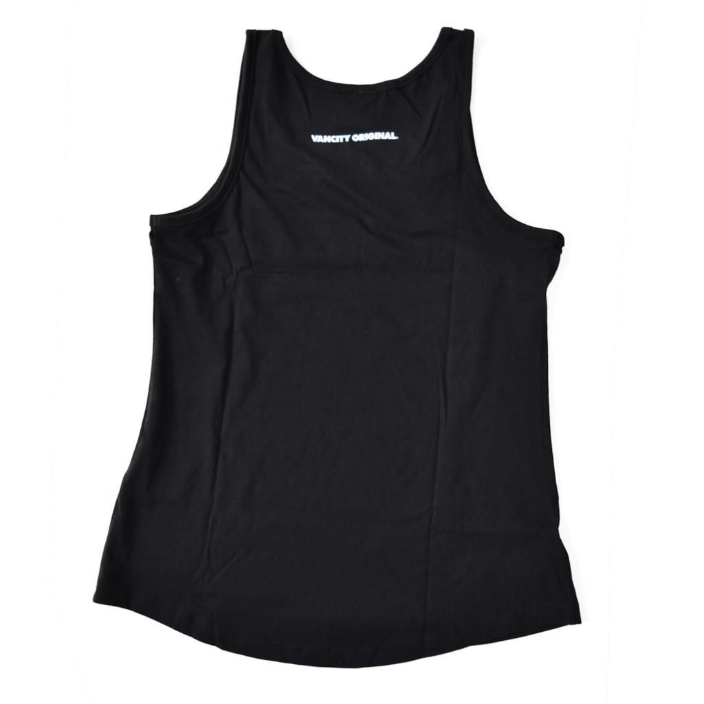 Women's Classic UnDMC Tank Top - Black