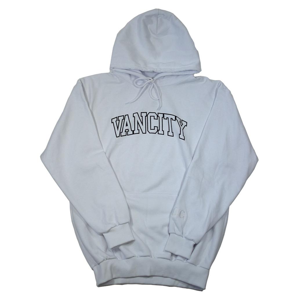 Collegiate OG Hoodie - White