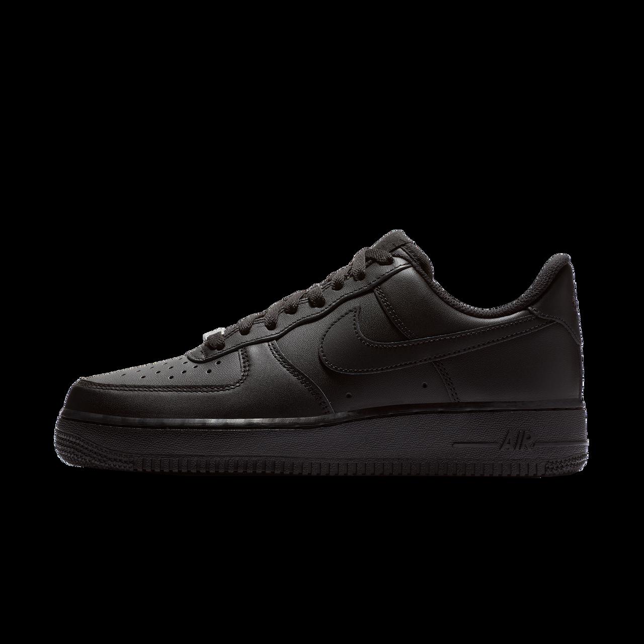 Nike Af 1 07 wmns - Black/Black