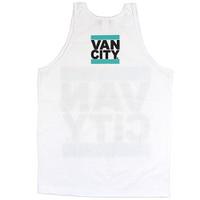 UnDMC White Fashion Tank Top