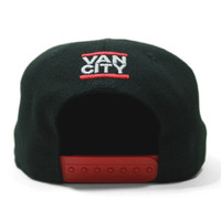 New Era Black'n Red UnDMC Classic Snapback