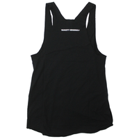 UnDMC Women's Tri-Blend Racerback Tank Top - Charcoal Teal