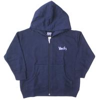 Vancity® Toddler Zip Up Hoodie - Navy