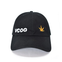 THC x Vancity® VCOG Dad Hat - Black