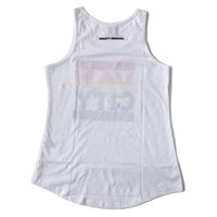 Women's UnDMC Pride Tank Top - White