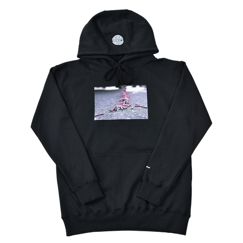 Get It Crackin' Hoodie - Black