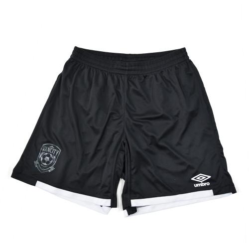 Vancity Original® x Umbro Premier Shorts - Black