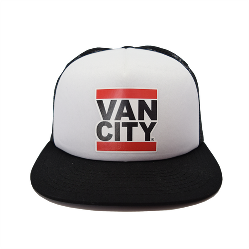 Classic UnDMC Trucker Hat - Black/White