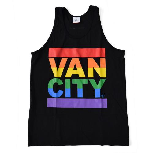 Vancity® Pride Tank Top - Black