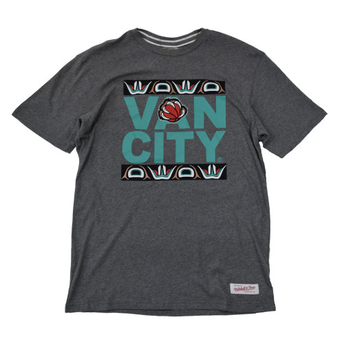 Vancity® Grizzlies UnDMC Tee - Athletic Grey
