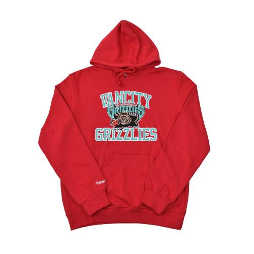 Vancity® Grizzlies Collegiate Hoodie - Red