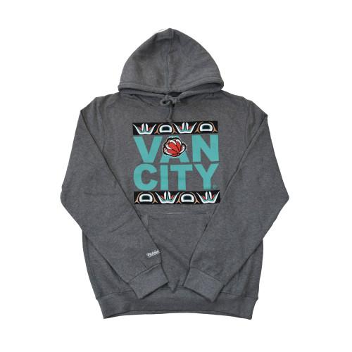 Vancity® Grizzlies UnDMC Hoodie - Athletic Grey