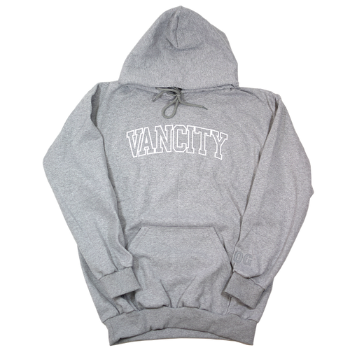 Collegiate OG Hoodie - Athletic Grey