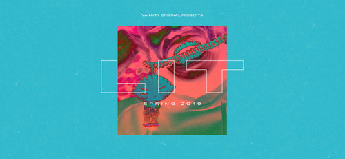 VANCITY ORIGINAL® PRESENTS LIT MIX SPRING 2019