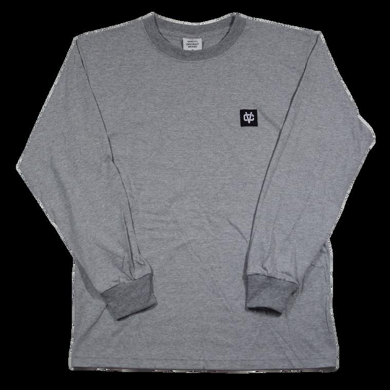 VC Link Long Sleeve Tee - Athletic Grey