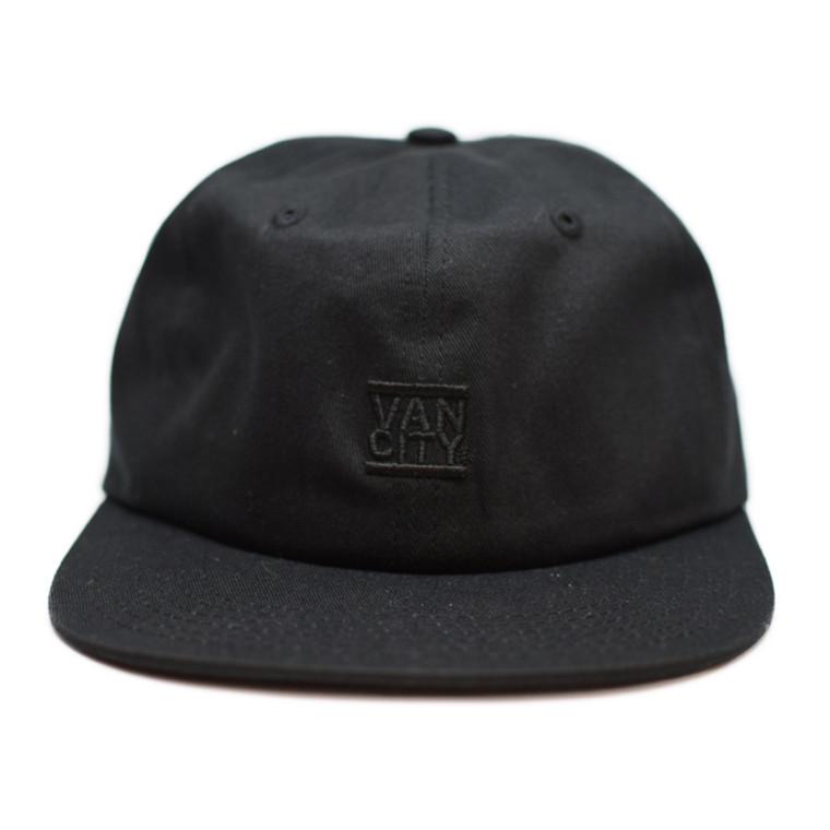 Tonal UnDMC Keefer Fit Cap - Black
